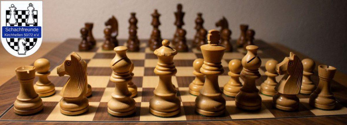 Schachfreunde Kirchhellen 50/72 e.V.